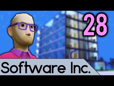 Buying Out Competition!   Software Inc Gameplay ep 28 (Software Inc Pre-Alpha 9)