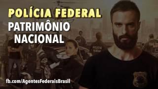 Gambar cover 2017 - Homenagem aos Agentes Federais do Brasil