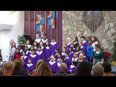 Children's Messiah part 2-Simi Valley Adventist School 2017