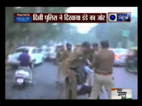 Delhi Police detains student protesting against scrapping of non-NET fellowships