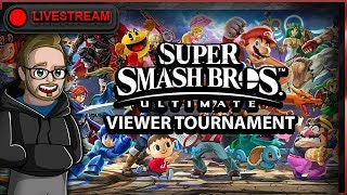 Super Smash Bros. Ultimate! - Viewer Tournament