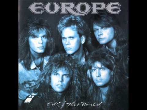 EUROPE - Open Your Heart (Backing Track)