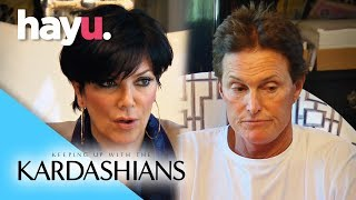 Bruce Freaks Out Over Kendall's Birth Control | Keeping Up With The Kardashians
