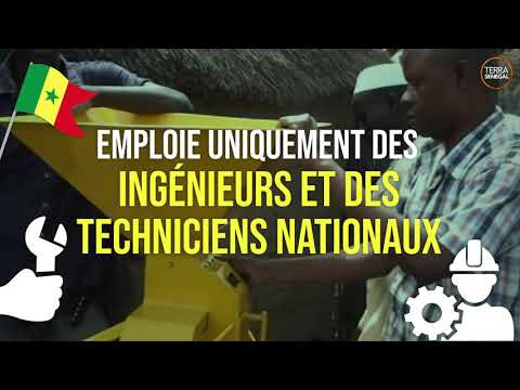 Phase 2 du PUDC: Des équipements 100% made in Sénégal