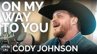 Cody Johnson - On My Way To You (Acoustic) // The Church Sessions