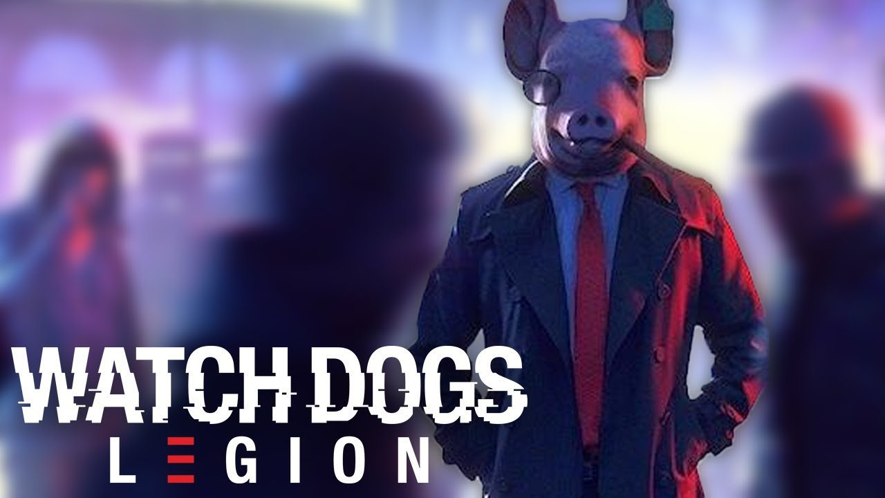 Watch Dogs Legion Wrench Mask Crouch Button More Youtube