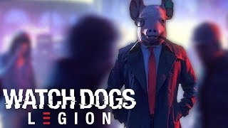 Watch Dogs Legion - Wrench Mask, Crouch Button, & More!