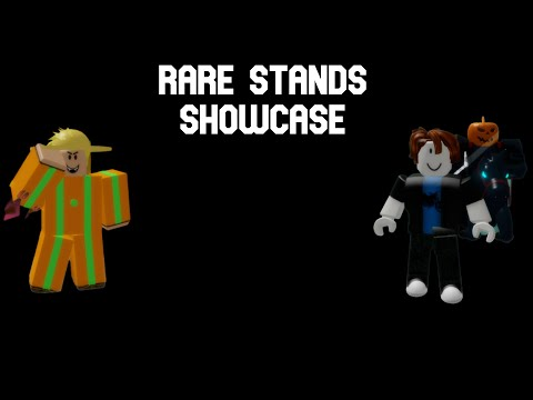 A Bizarre Day Showcase - Rare Stands