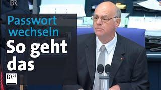 IT-Nachhilfe mit Norbert Lammert