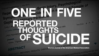 SUICIDES IN THE US MILITARY - BBC NEWS