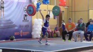 #Тяжелая атлетика ' Юные штангисты '  № 2