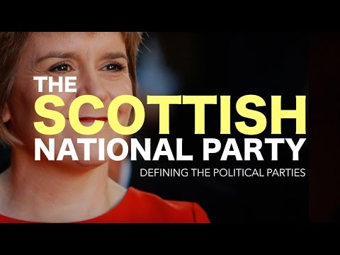 Defining the UK political parties: Scottish National Party (SNP)