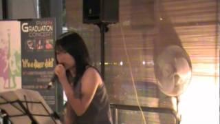 独家快乐 sung by jie li from intune music school