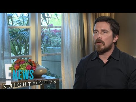 Why Christian Bale Didn't Like Living in L.A.  Celebrity Sit Down  E!