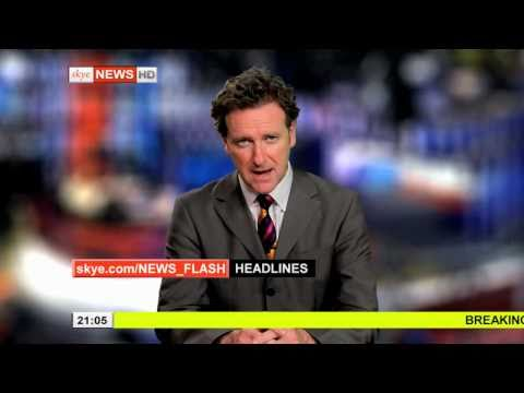 Sky News HD Spoof - Ireland Financial Bailout - BANNED BY YOUTUBE & now back again!