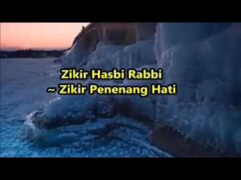 Hasbi Rabbi Jallallah (Dzikir Penenang Hati)