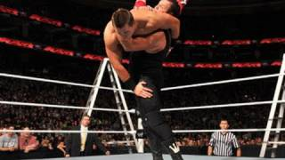 Raw: Jerry Lawler vs. The Miz - WWE Championship Tables, Ladders an...
