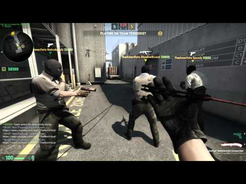 how to be good at cs go competitive