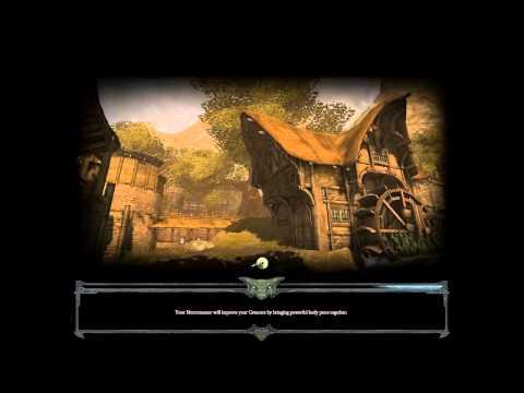 Divinity 2 walkthrough (Nightmare) 3 - Broken Valley: village exploration, Barracks.