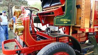 1919 Autocar 21-UG Truck at 2019 Harrison County Mining Show