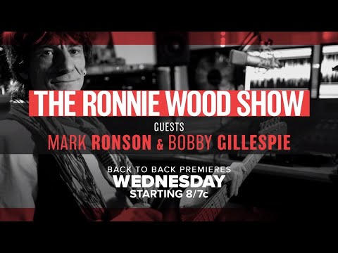 The Ronnie Wood Show: Mark Ronson and Bobby Gillespie