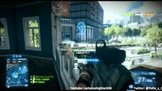 "Battlefield 3 Pc testons le ""mode studio"""