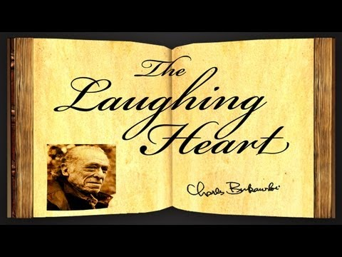 The laughing heart poem