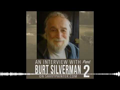 The Future of Painting, with Burton Silverman pt. 2