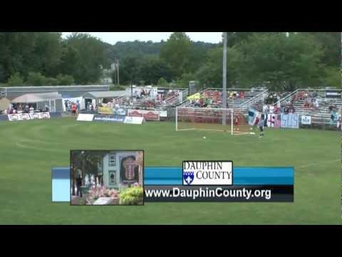 Harrisburg vs Dayton USL Soccer