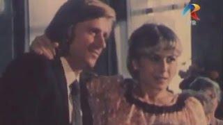 Imagini de la căsătoria lui Bjorn Borg cu Mariana Simionescu (Arhiva TVR)