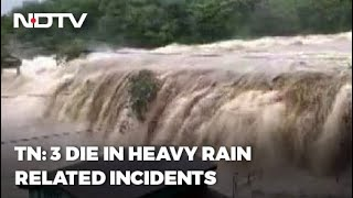 Tamil Nadu Rain: 3 Dead, Flood-Like Situation In Kanyakumari As Heavy Rain Batters Tamil Nadu