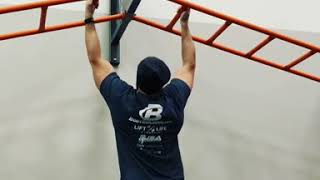 Pull-up bar Burnout Finisher To Try On Monkey Bars