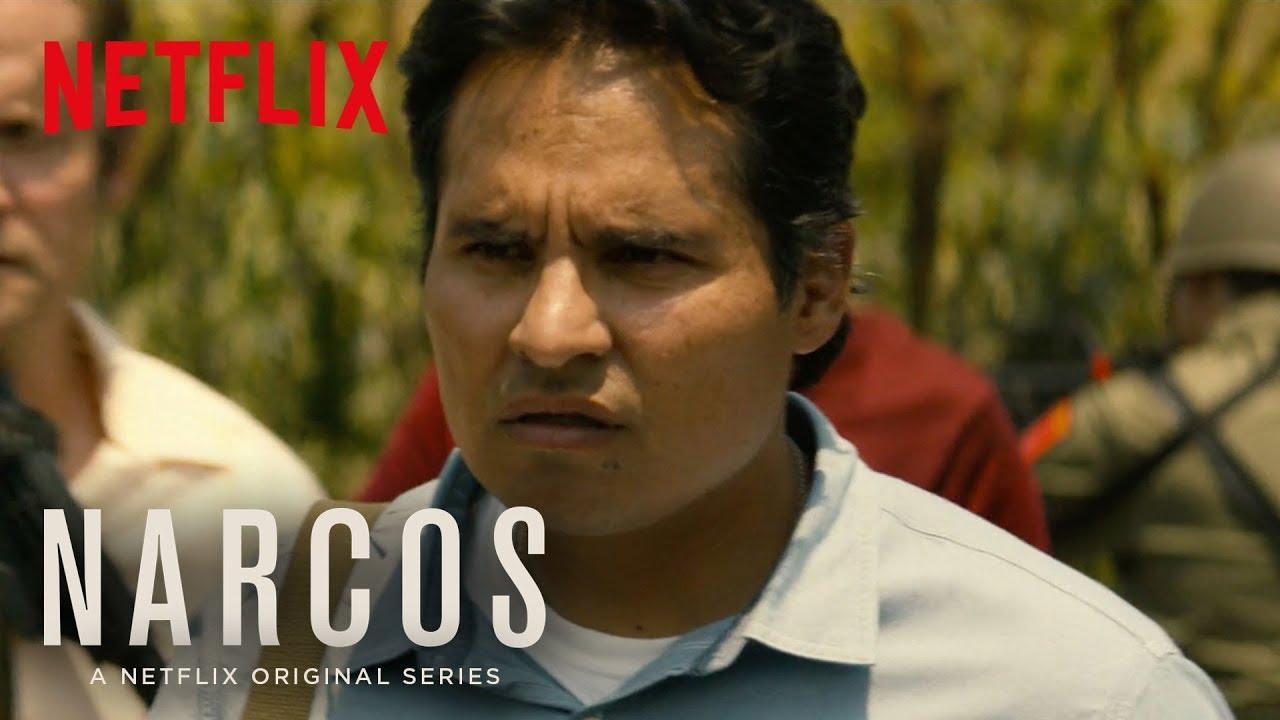 Narcos: Mexico | Meet Agent Kiki Camarena [HD] | Netflix