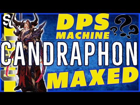 RAID SHADOW LEGENDS | CANDRAPHON - DPS MACHINE?
