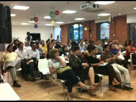 Cobertura conversando con los l deres oficinas google for Google argentina oficinas