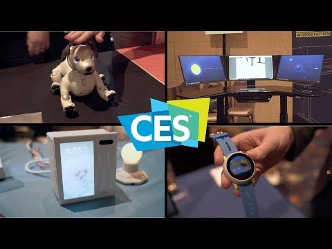 Interesting Tech at Pepcom (CES 2019 Day 2) Mp3