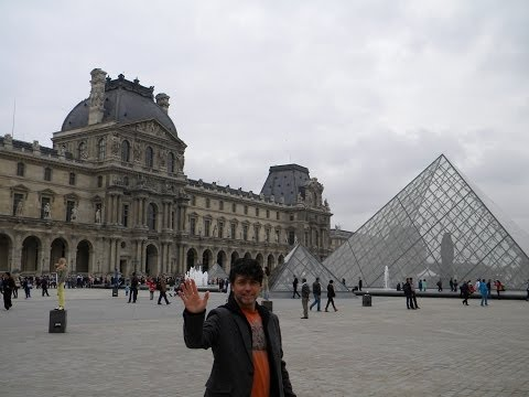 Trip to Paris, France