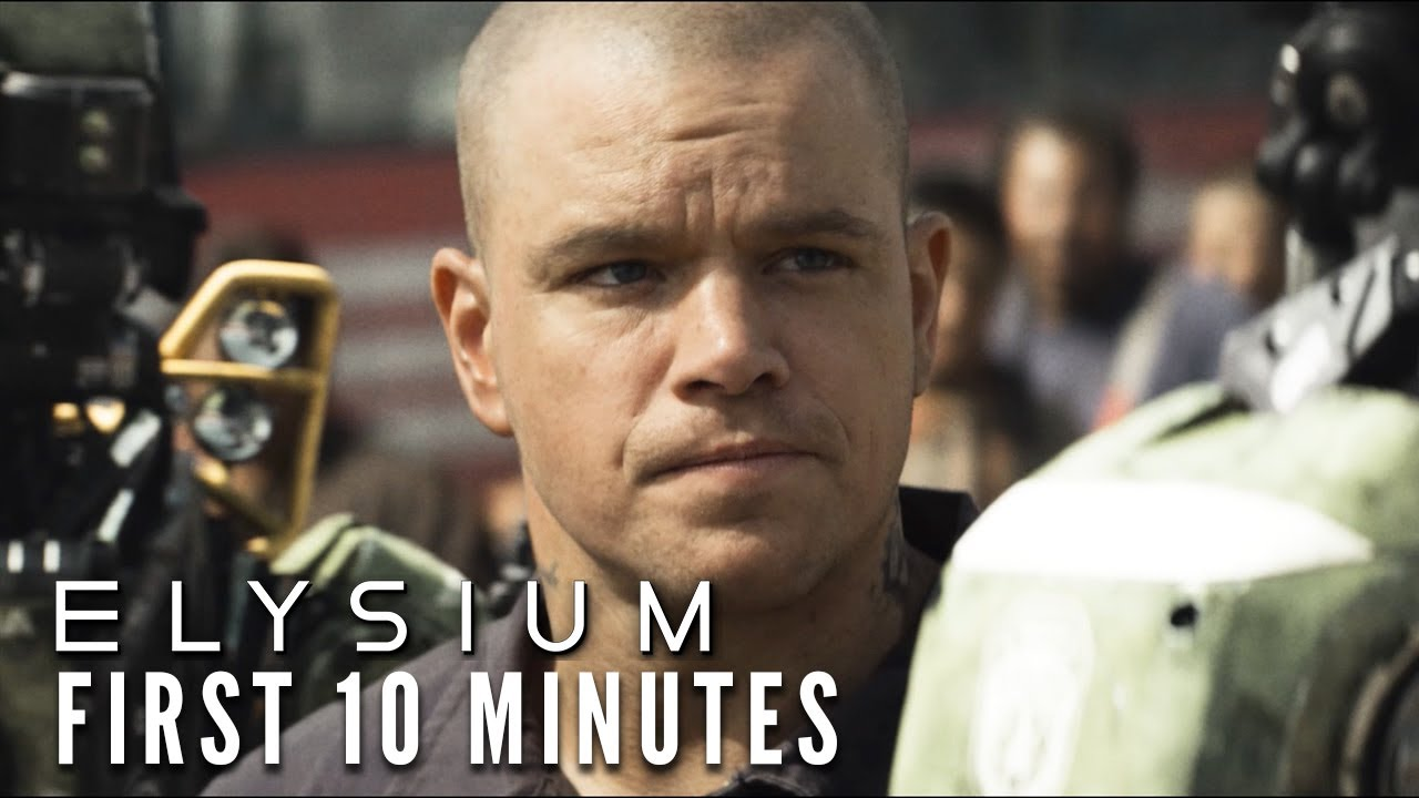 Download ELYSIUM (2013) - First 10 Minutes