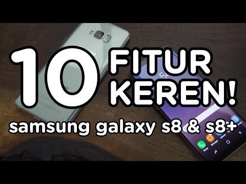Lebih Bagus iPhone 7 Atau Galaxy S8? 10 Fitur Keren Samsung Galaxy S8 & S8+