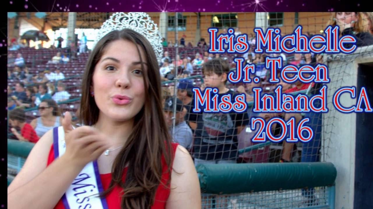 Miss Californias Outstanding Teen 2015 - Teen Contestants