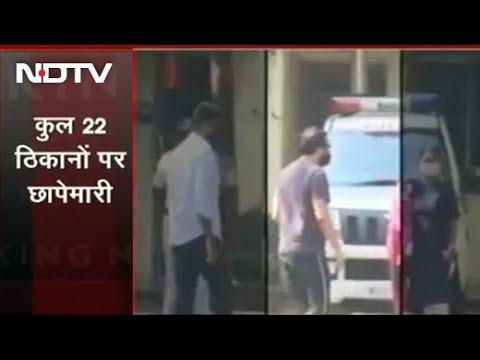 Crime Report India: Anurag Kashyap और Taapsee Pannu के ठिकानों पर IT का छापा- सूत्र