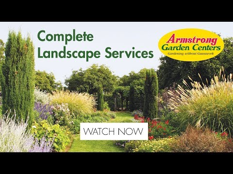 Armstrong Garden Centers - Landscape, Installation And  Design