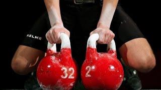 Гиревой спорт-Битва / Kettlebell battle
