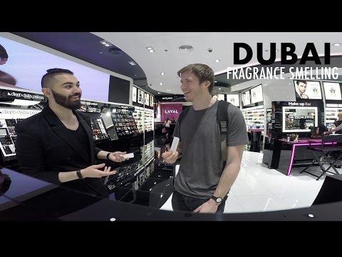 Dubai Fragrance Sampling!