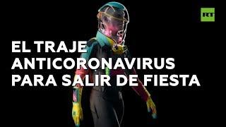 Fabrican un traje con el que poder ir a festivales sin temer contagios I RT Play