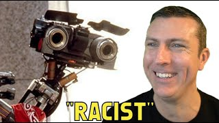"(Not a Joke) - 80s Classic ""Short Circuit"" Star Apologizes for ""Offensive"" Film!"
