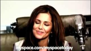 Cheryl Cole MySpace Interview - Pt3 - October 22 2009.avi