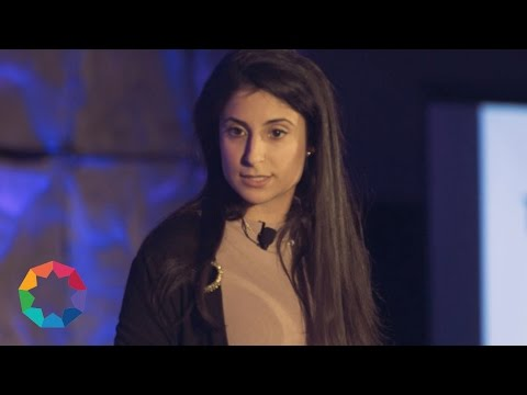 Empowering Youth to Be the Light of the World | Nava Ghalili