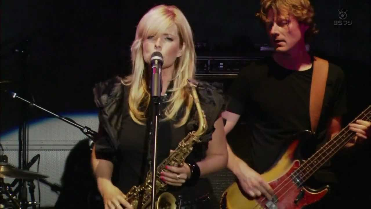 Candy Dulfer Pick Up The Pieces Live Youtube