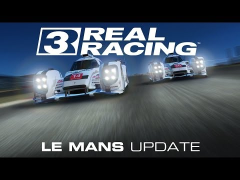 Real Racing 3 - Le Mans Trailer
